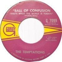 Temptations With Undisputed Truth Ball Of Confusion Jski