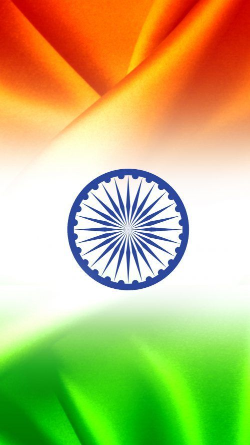 India Flag for Mobile Phone Wallpaper 11 of 17 – Tricolour ...