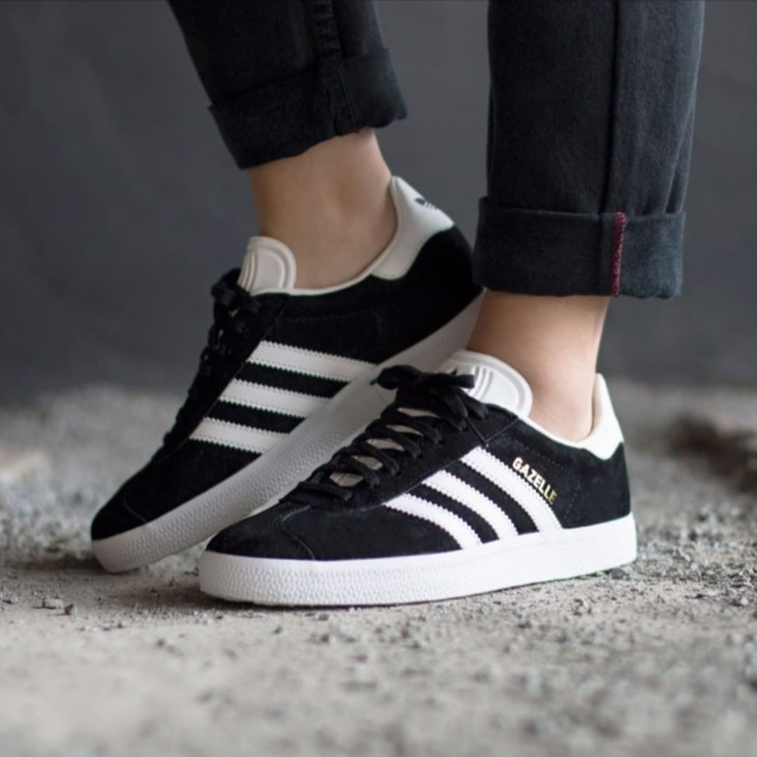 Adidas Gazelle OG black white (BNWB