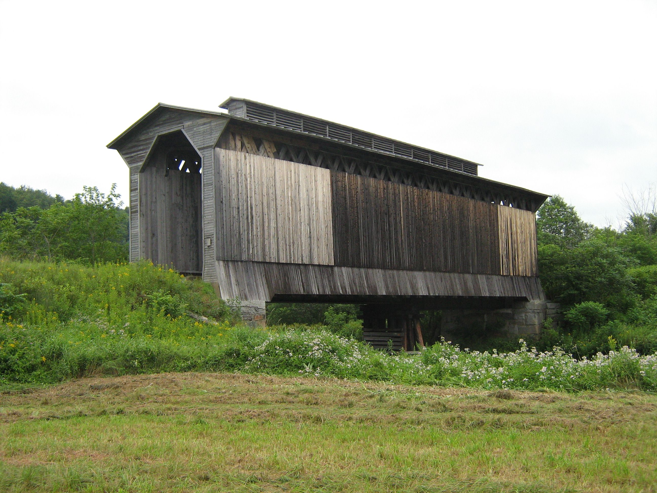 Pictures Of Covered Bridges 8