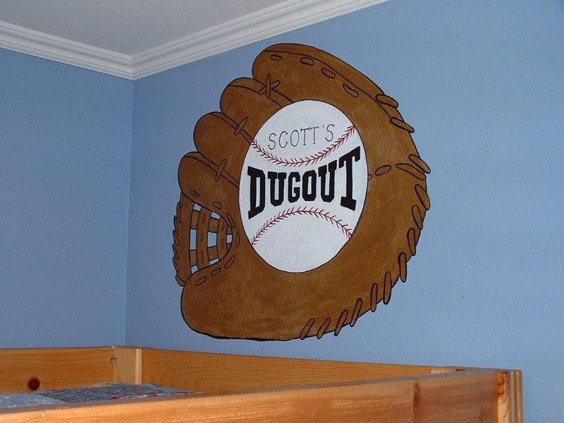 Baseball Room Theme Ideas