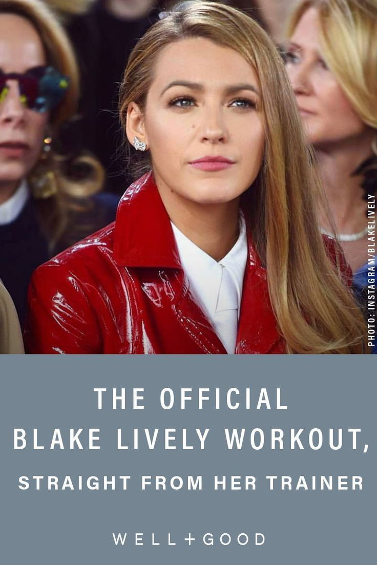 How Blake Lively got in shape for The Shallows #blakelively
