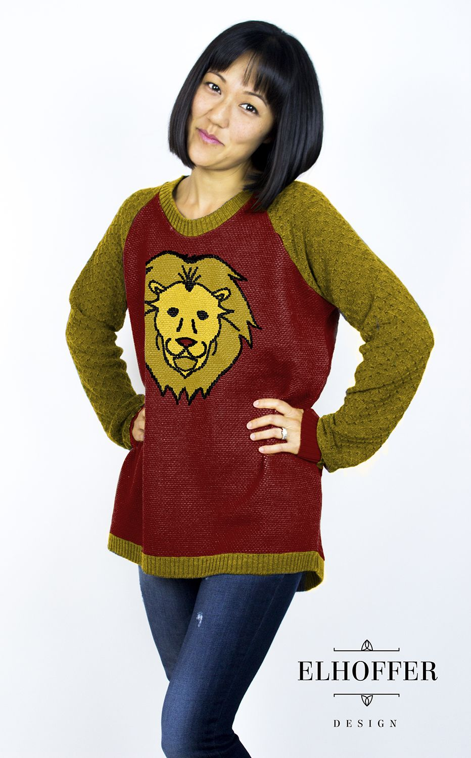 Accio Adorable Harry Potter Hogwarts House Sweaters Wish List