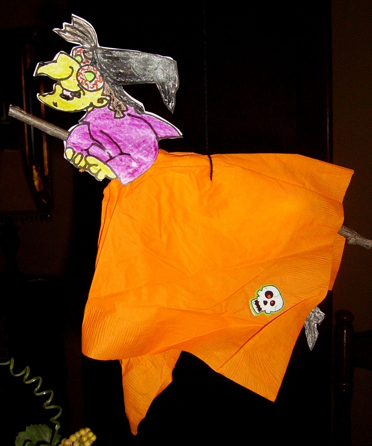 halloween napkin folding leave a reply cancel reply