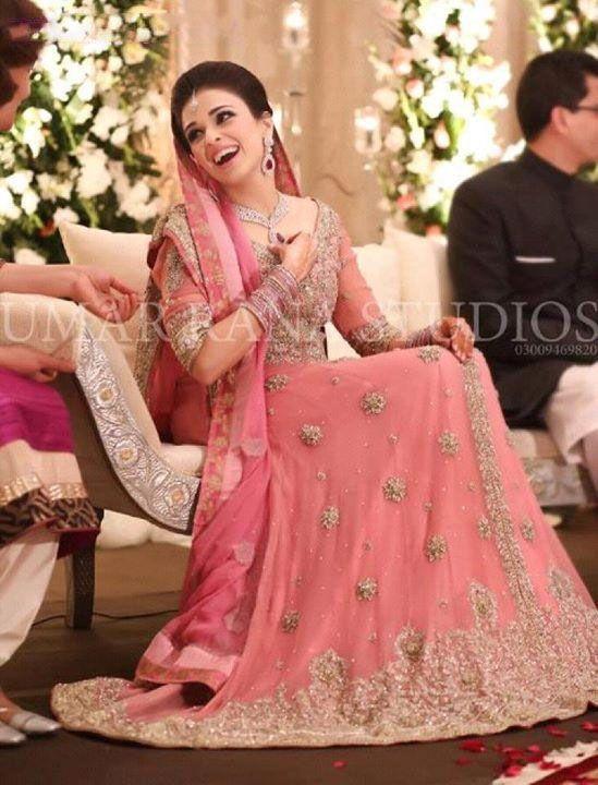 2d7ca0e18f Pakistani Bridal Lehenga Dresses Designs & Styles 2016-2017 | StylesGap.com