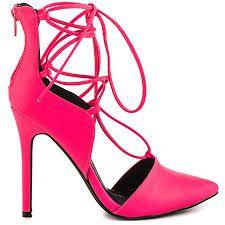 Image result for pink heels