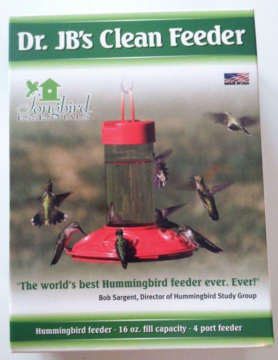Dr Jb S Clean Hummingbird Feeder