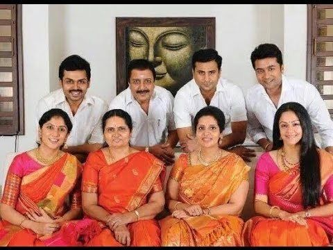 nagma family pictures