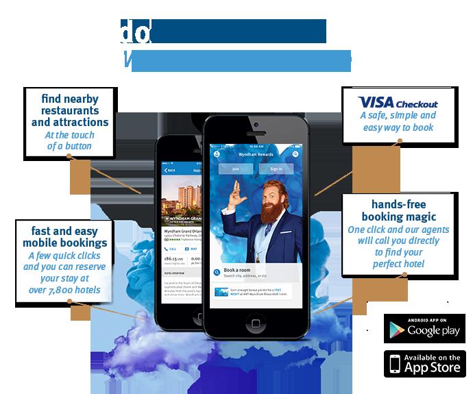 Download The New Wyndham Rewards App App Rewards Finding Yourself