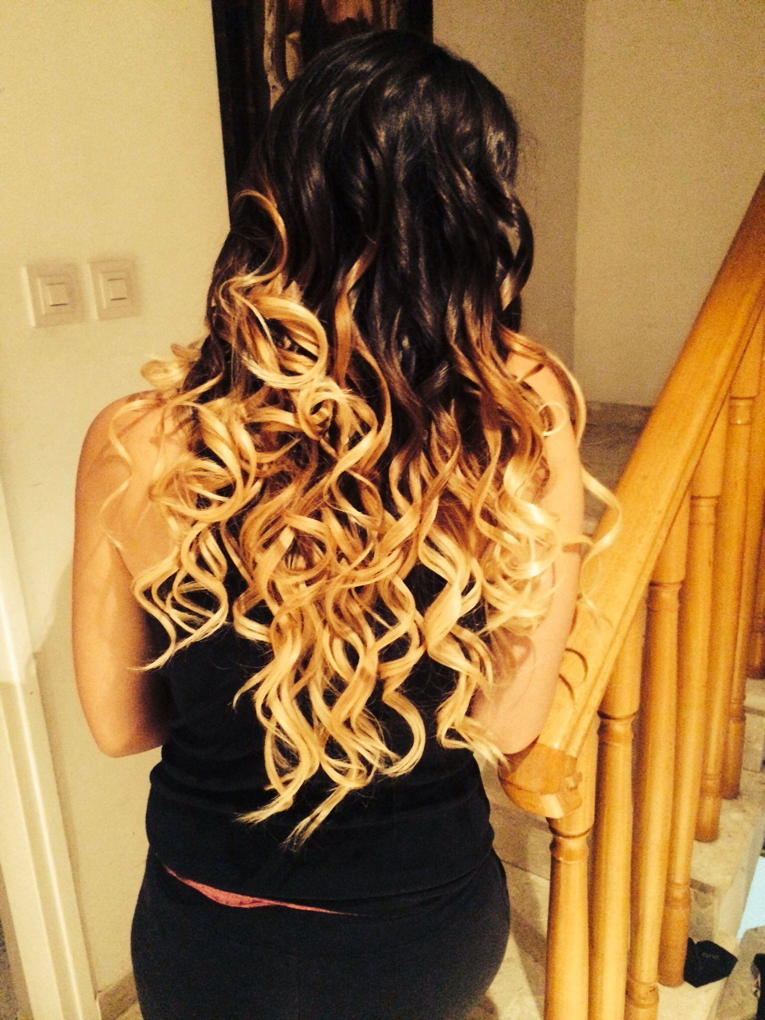 All natural hair perfect 555