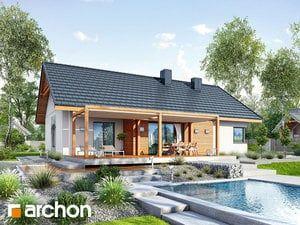 Projekt Domu Jednorodzinnego Dom Pod świerkiem 3 In 2018 Archon Home