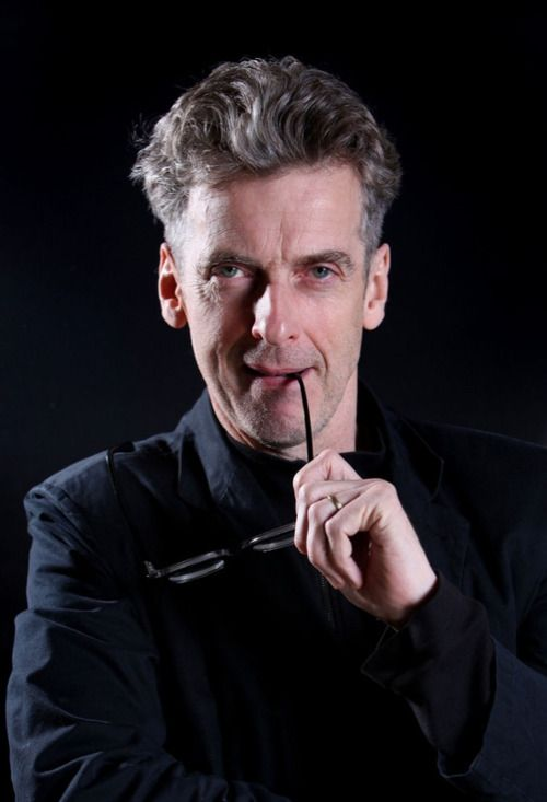 Peter Capaldi. The new doctor. As it always goes, I'm heartbroken that Matt is leaving. But no doubt I will fall in love with this guy soon enough. I think we will get along rather nicely. In the mean time I will mourn Matt Smith and observe our new doctor in the fires of Pompeii.