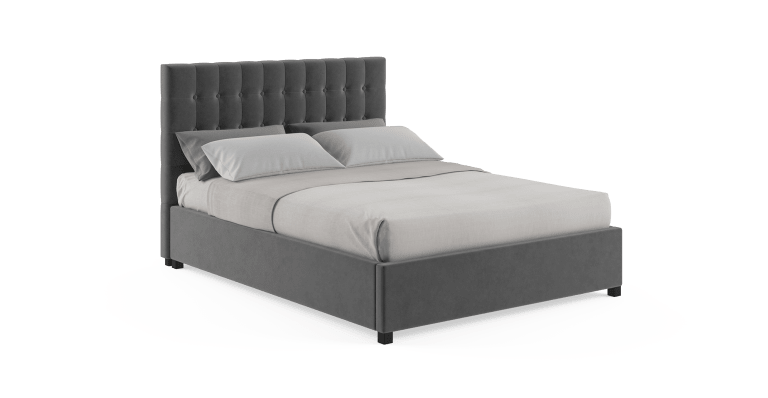 Leia Queen Gaslift Bed Frame King Size Bed Frame Queen Size Bed Frames Bed
