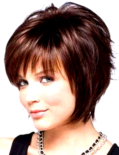 Bob Hairstyles For Round Faces Bob Hairstyles 2017 Ladies Short In 2020 Hairstyles For Round Faces Short Hair Styles For Round Faces Bob Hairstyles For Round Face