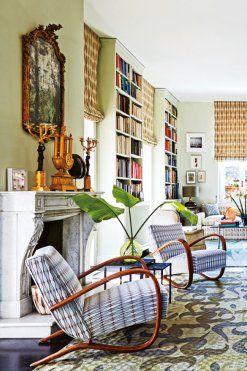 House tour: designer Allegra Hicks' eclectic Italian home