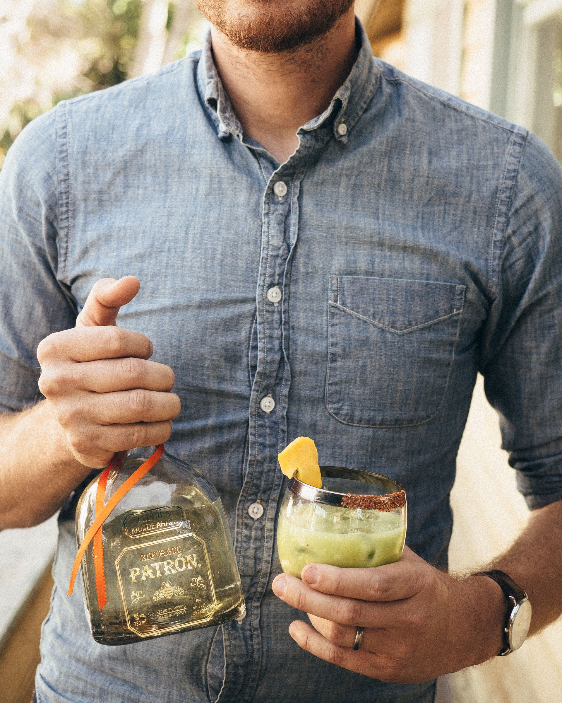Make the Tropicante Margarita and impress all your friends at your next party like @stayclassic.