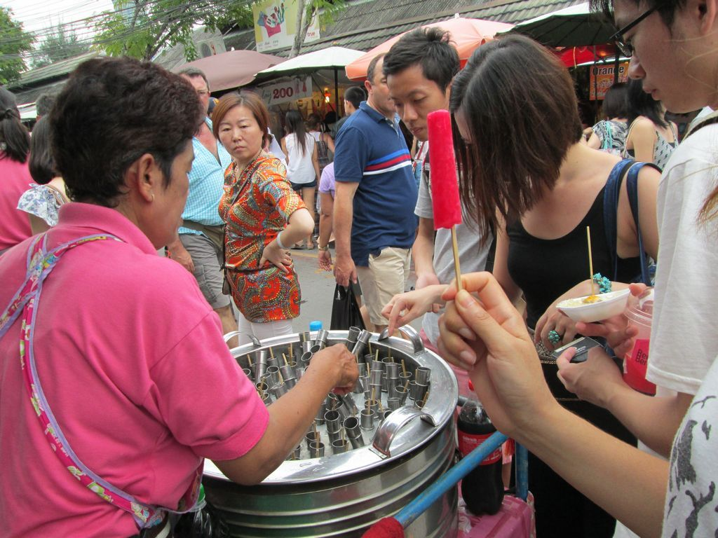 Chatuchak Market a Bangkok Consigli su come andarci