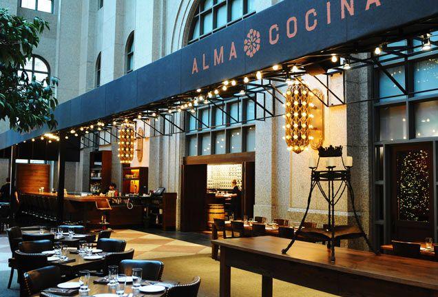 Alma Cocina, 404-968-9662, 191 Peachtree Street NE Why go: Downtown ...