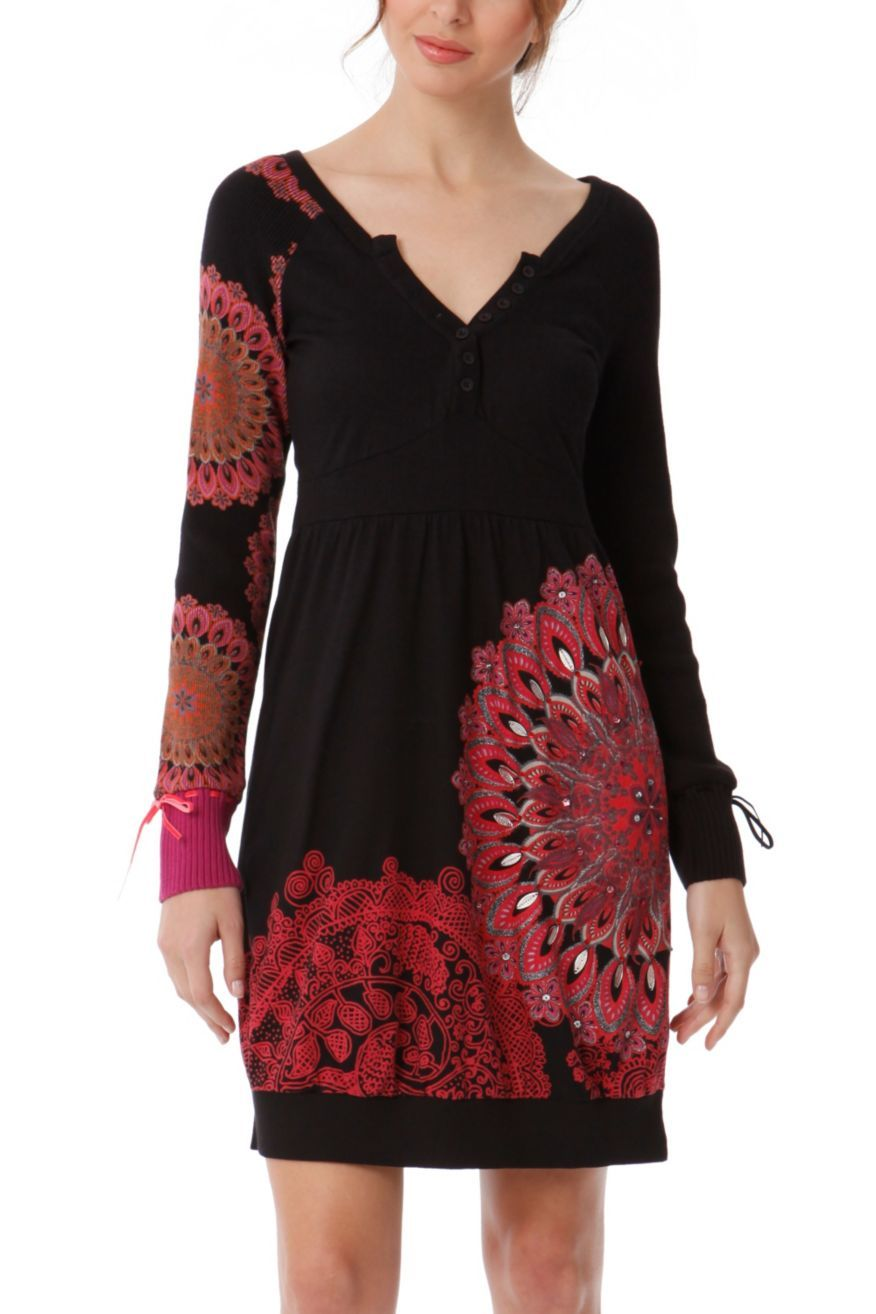 Buy Online Desigual Dress Lanza 45V2802 | Canada | Worldwide Delivery