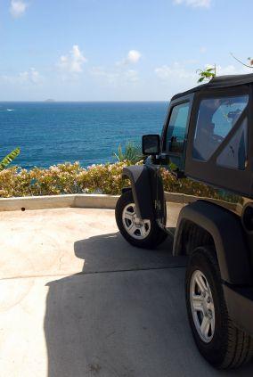 Delbert Hill Rental Cars St John U S Virgin Islands Delbert Hill Car Jeep Rentals Car Rental St John Usvi St John