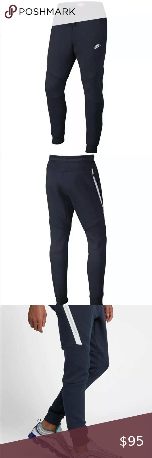 NIKE Sportswear Tech Fleece Jogger Pants in 2020 Fleece