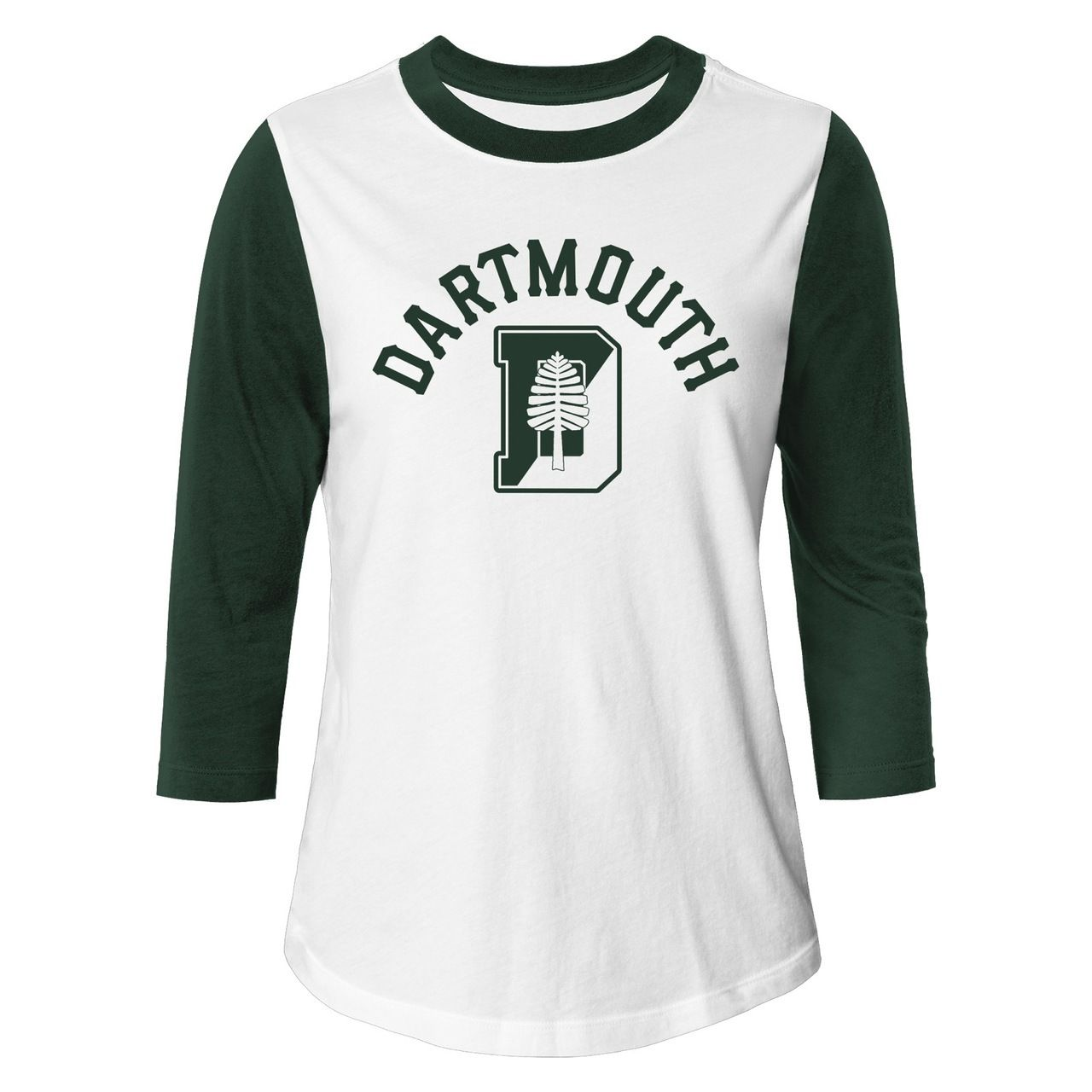 Women S Freshy Kickball Tee Dartmouth Coop Dartmouth College Store Dartmouth Apparel Long Sleeve Tshirt Men Tees Women [ 1280 x 1280 Pixel ]