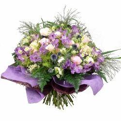 Bouquet variado silvestre