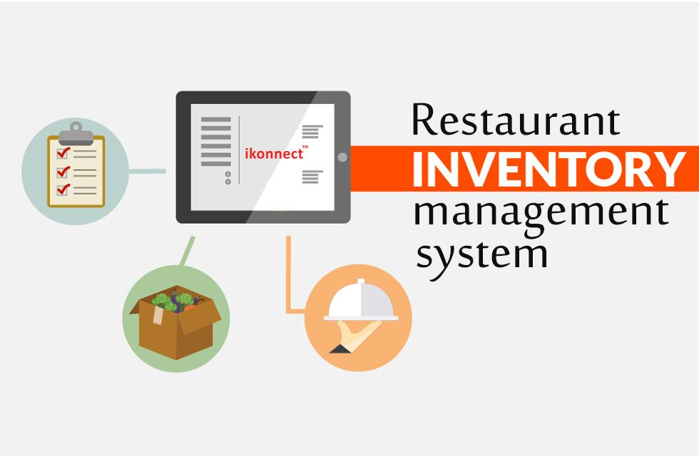 Ikonnect Inventory Management Software For Resaturants Which Allows Access To Sales Data And Ana Inventory Management Software Inventory Management Management
