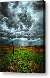 Riding The Storm Out by Phil Koch - Riding The Storm Out Photograph - Riding The Storm Out Fine Art Prints and Posters for Sale