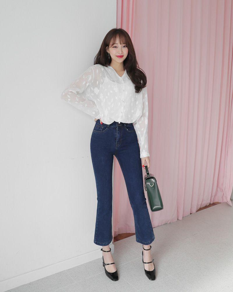 Dahong #Heeran daily style 2018 | Model pakaian, Pakaian, Mode wanita