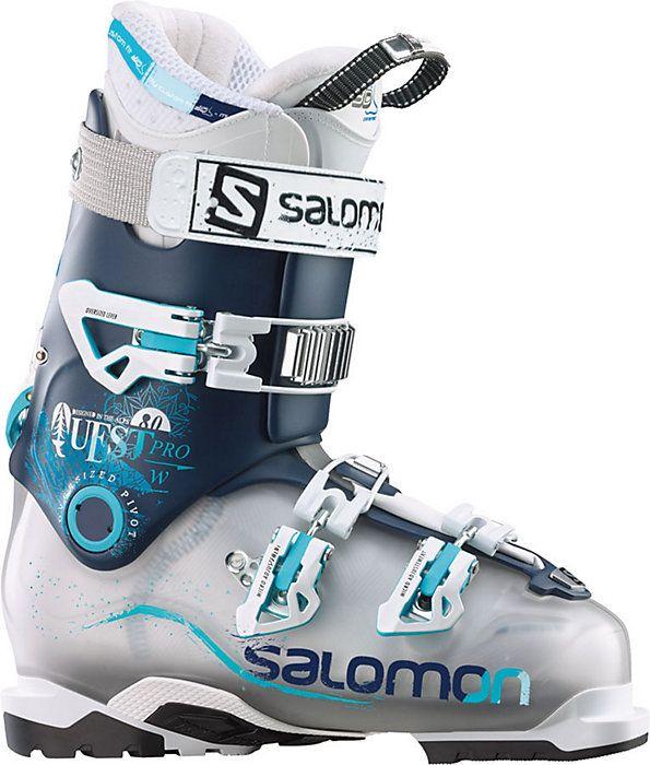 Salomon Quest Pro 80W Ski Boot Women's Ski Boots Winter