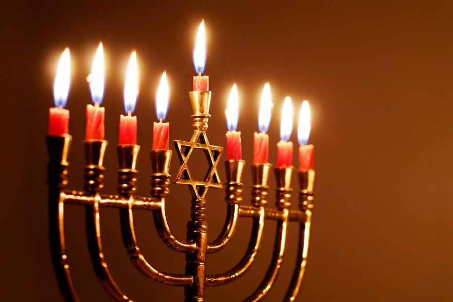 At Hanukkah How Do We Kindle The Lights Within Ourselves Hanukkah Candles Hanukkah Candle Lighting Menorah Lighting