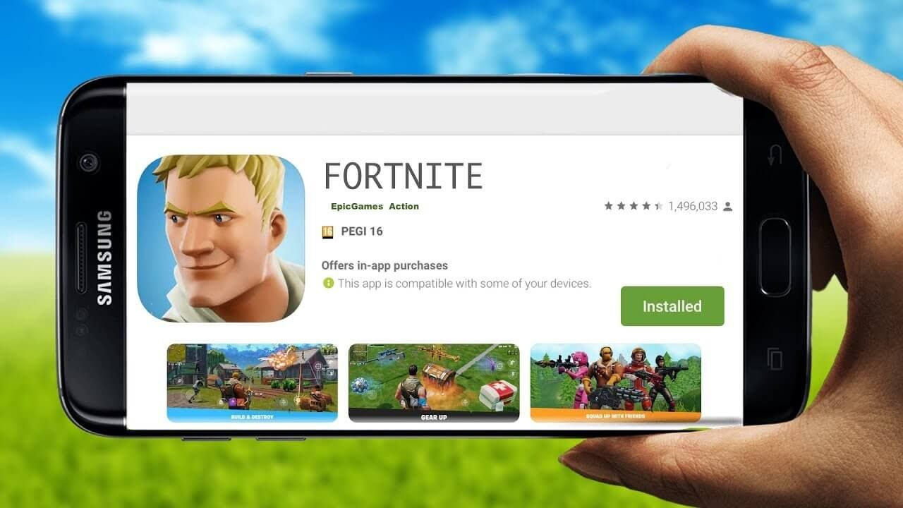 Fortnite Game: Interesting Turn Of Events For Android Users