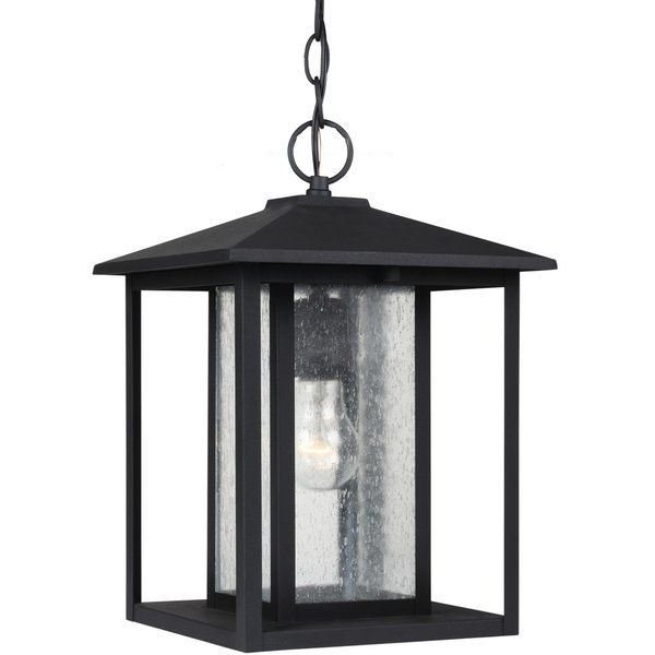 Breno 1 Light Outdoor Hanging Lantern Outdoor Hanging