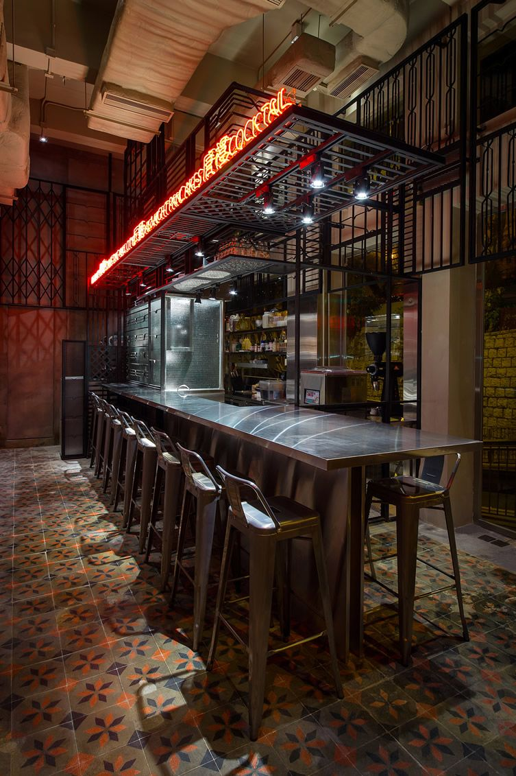 Hong kong studio battles to preserve traditional craftsmanship at metallic marvel stack 1a - Bar cuisine studio ...