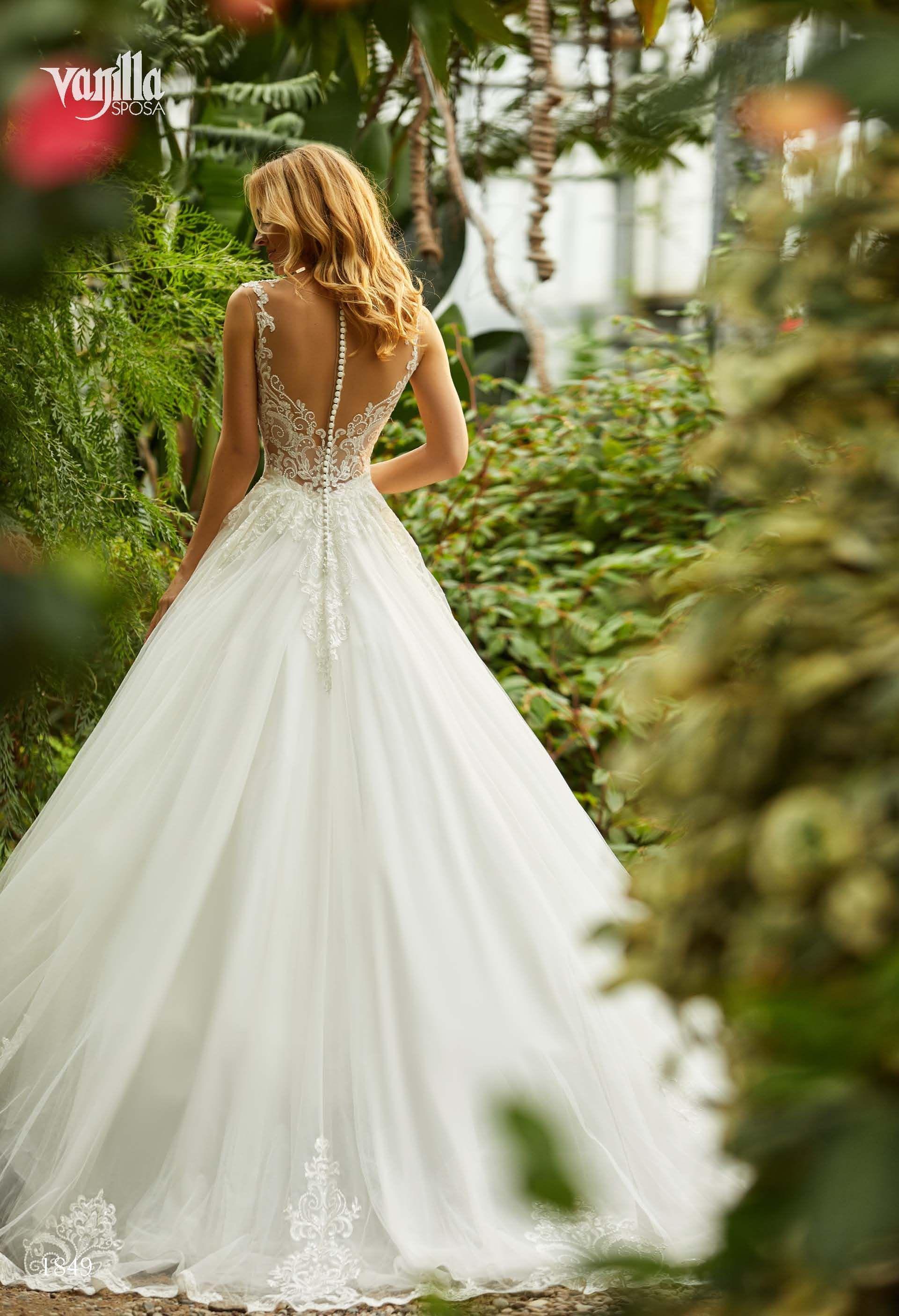 Vanilla Sposa 1849 Bailando Boutique Wedding Gowns Wedding