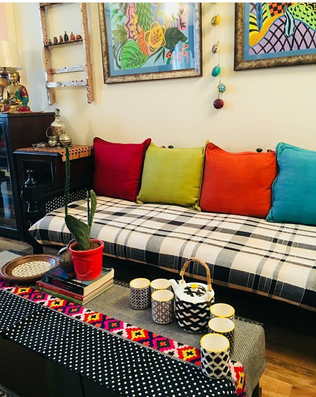Small Living Room Furniture Arrangement In India Homyracks