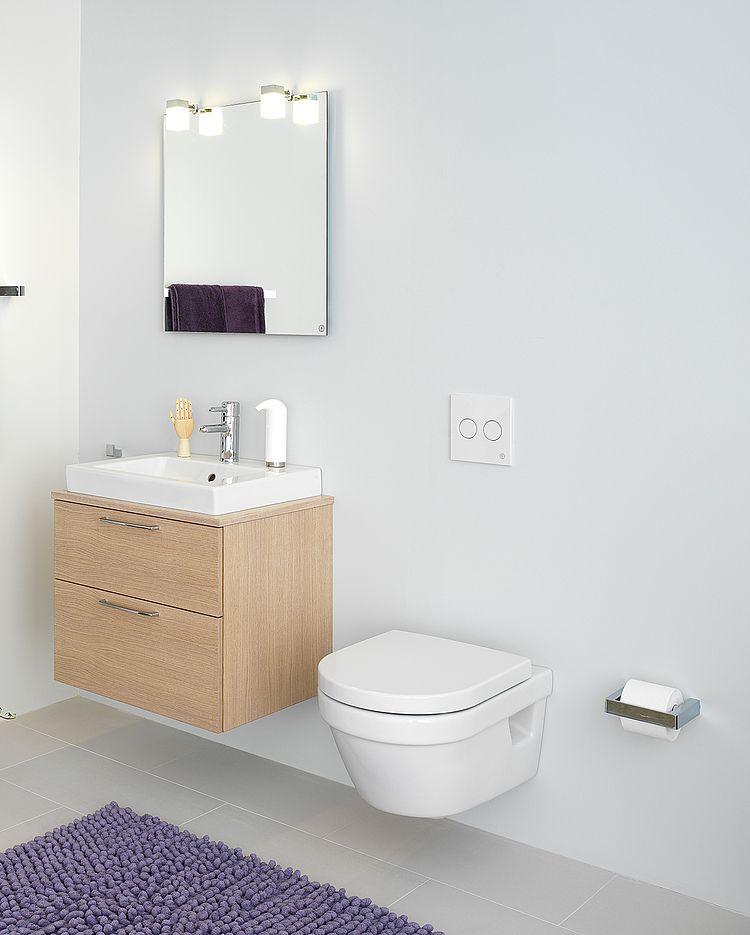 Gustavsberg Seinä-WC 5G84 - Hygienic Flush