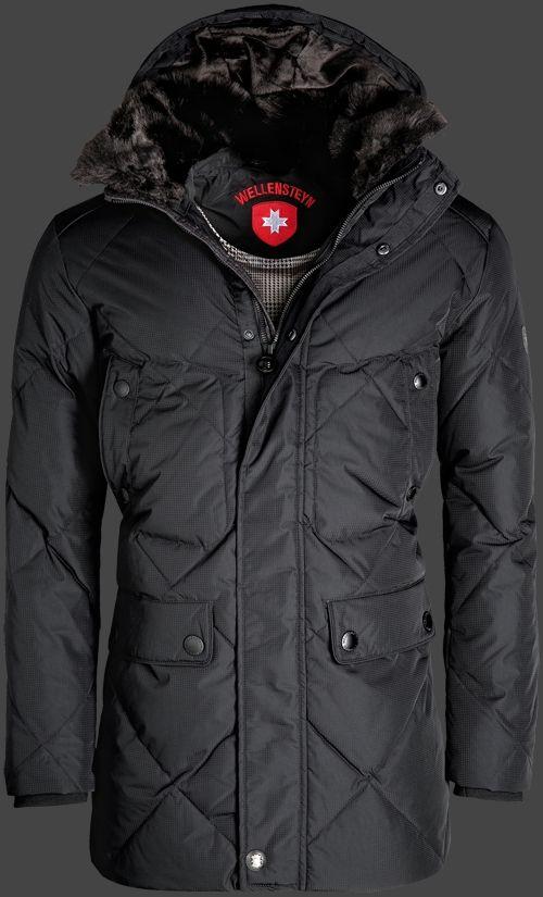 Wellensteyn Asprey Solid, MiPeJaqAirTec, Schwarz | Winter