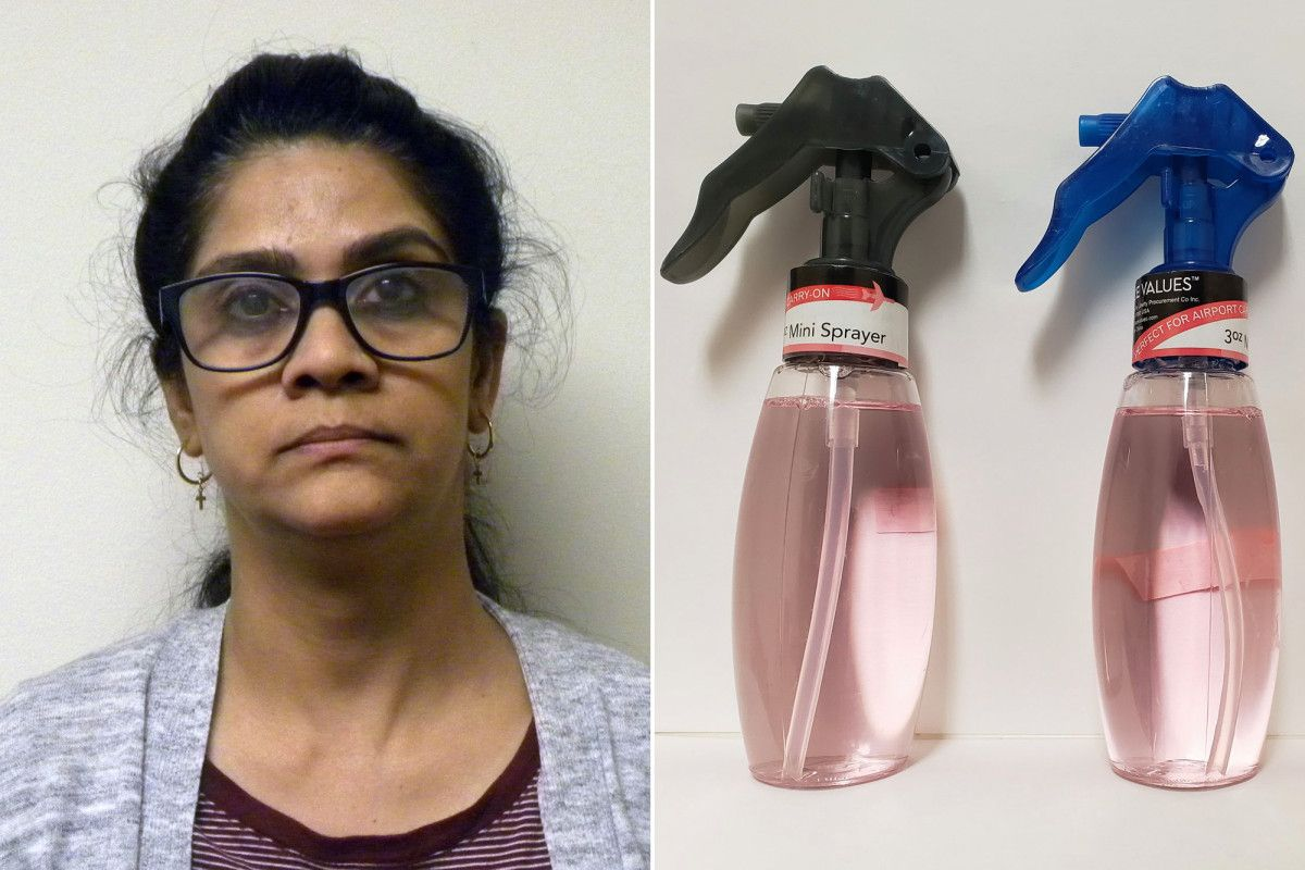 New Jersey 7 Eleven Owner Allegedly Sold Homemade Hand Sanitizer