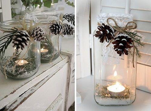 Manualidades y diy para decorar tu casa estas navidades - Manualidades para decorar tu casa ...