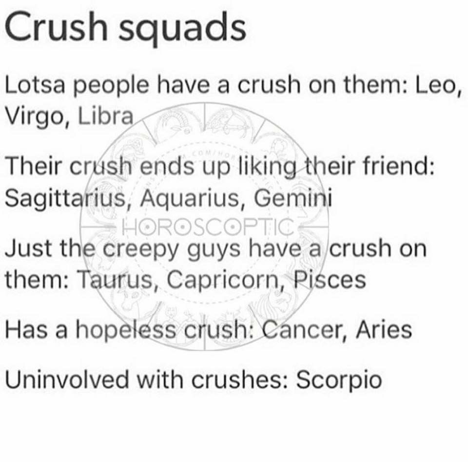 Pft no ppl have a crush on me but whateva | Zodiac star