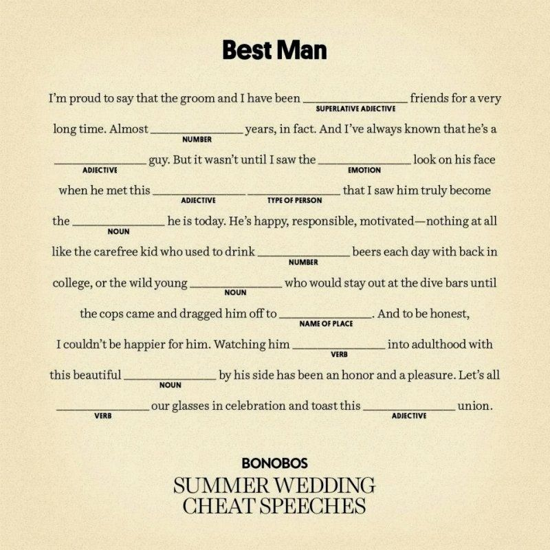 12 Top 10 Best Man Speech Ideas Inspirations In 2020 Best Man Speech Best Man Wedding Speeches Wedding Speech