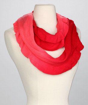 infinit scarf - zulily $10