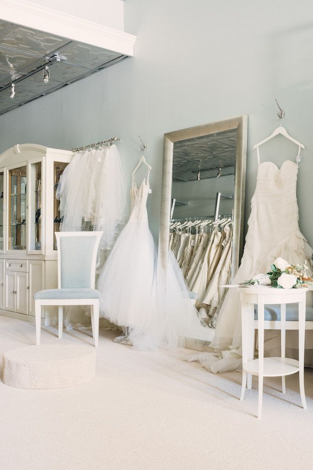 Fabulous Frocks Of Atlanta Bridal Boutique Rustic White