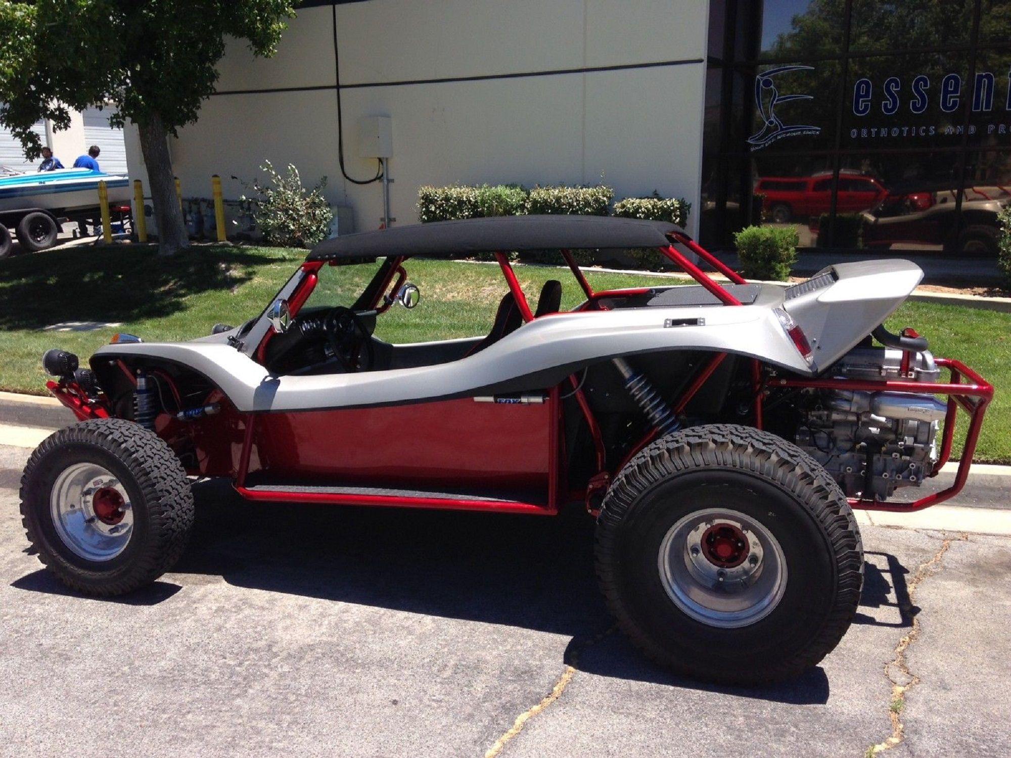 Meyers Manxter Street Legal Dual Sport VW Dune Buggy. http ...