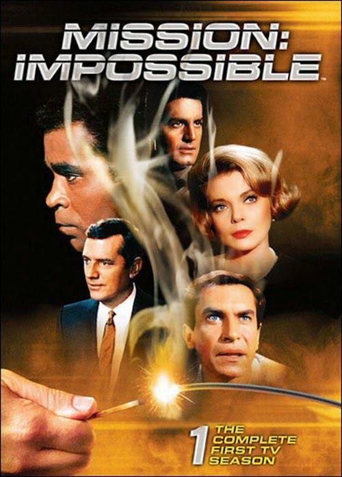La Maquina Del Tiempo Mision Imposible 1966 Series De Tv Serie De Television Mejores Series Tv