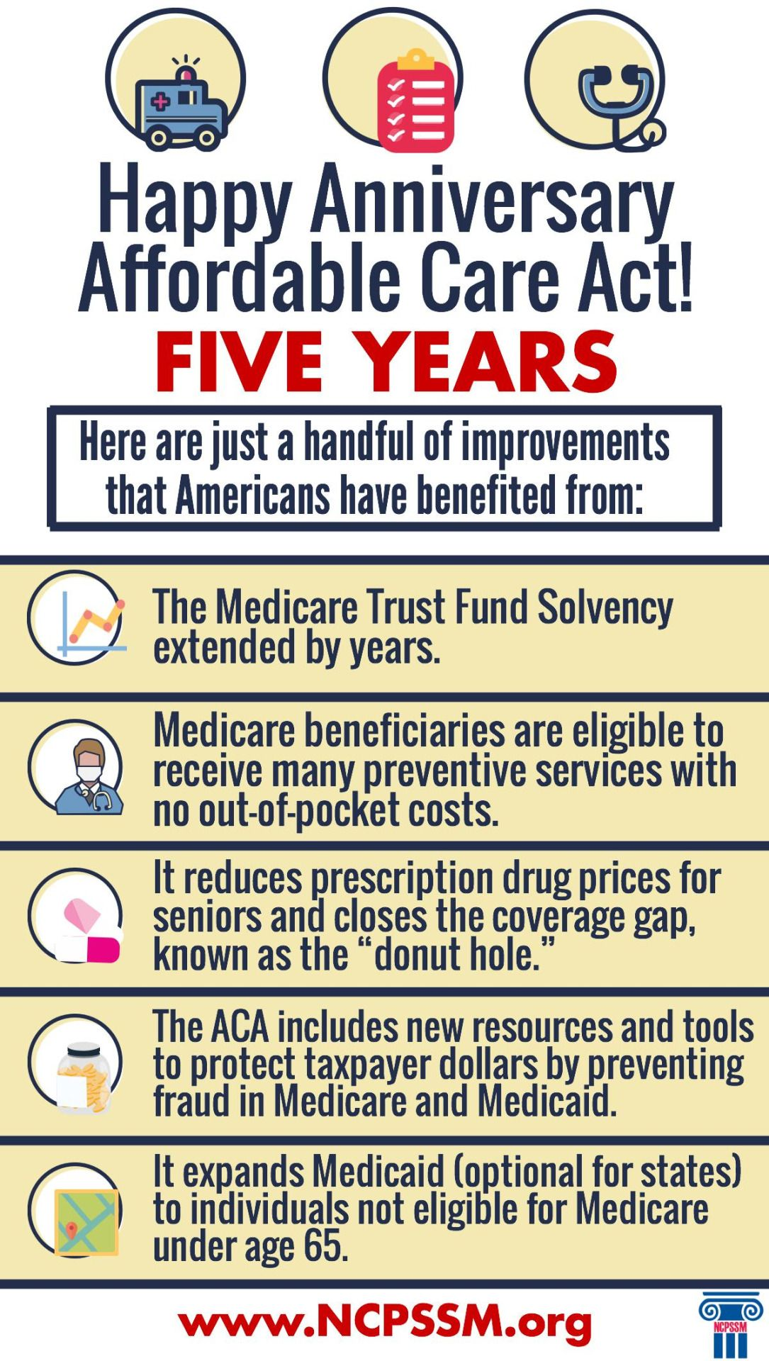 How the affordable care act helps seniors health care