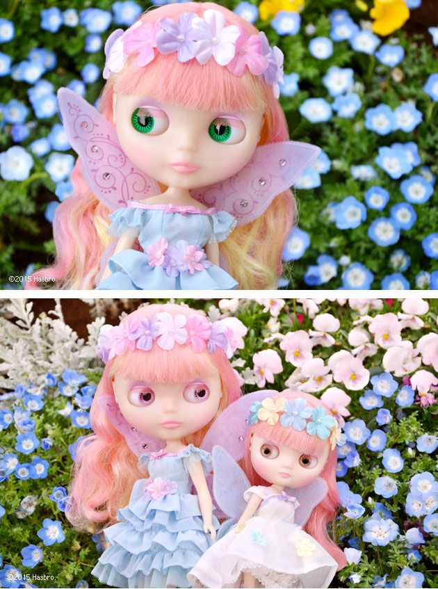 Neo Blythe Spright Beauty Release Date: May 15th, 2015 (fri)