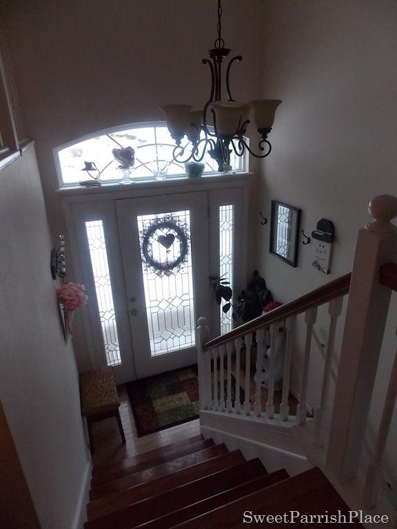 Split Level Home Foyer : Split level entryway house pinterest